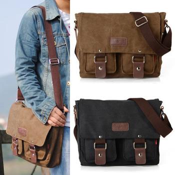 Men Casual For 2014 School Bolsa Crossbody Messenger-Bag Masculina Satchel Shoulder Bolsos Casual-Bag Messenger Canvas Bag S261