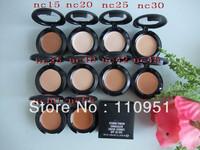 Wholesale 60pcs/lot  Free dhl make up face concealer Good quality  *stiudio* finish concealer cache-cernes  17g