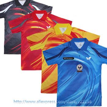 Wholesale Brand table tennis shirt  Men / Table Tennis clothes / TENERGY Shirt  print shirt / Sport Clothes / BWH253