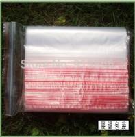 Free Shipping 1000Pcs Self Sealing Zip Lock Plastic Bags 7x10cm/packaging bags