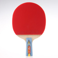 Free shipping new arrival DHS Double Happiness professional mini table tennis racket