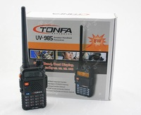 UV-985 two-stage dual display dual waiting 5ruv2 8W civilian mini walkie-talkie