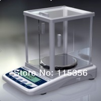 New APTB456A Precision Laboratory analytical balance 300g x 0.001g Jewelry diamond gold weighing scale