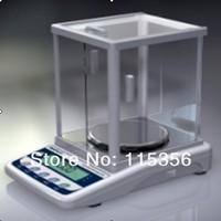 New APTB456A Precision Laboratory analytical balance 300g x 0.001g Jewelry diamond gold weighing scale