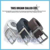 Freeshipping New Arrival PU leather belts men Fashion men's best,Belt wholesale Priced direct belt PU belt for men
