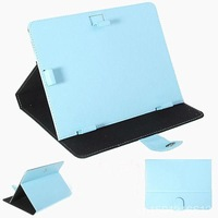 PU PROTECTIVE CASE COVER SKIN FOR 8 INCH TABLET PC STP-17651-BL