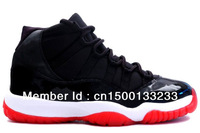 High quality retro men 2013 basketball shoes bred 11 new style size 8-13