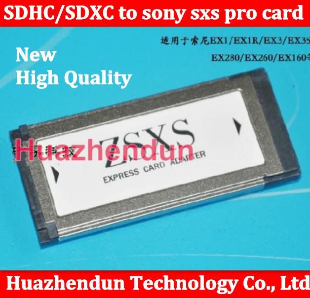 Sony SxS Card