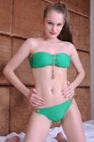 Sailor Green Bikini Swimwear Sexy Beach Swim Wear Swimsuits Swimsuit Tankini For Women Skirt Beachwear Bathers LB16119