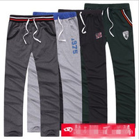 Free Shipping Men's Casual Pants Sports and Leisure Pants 4 Colors 1pair/lot