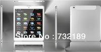 Dual Camera 8MP+200MP free shipping D85 tablet PC android 4.2 Quad core MTK8389 1024*768 Capacitive Screen 1GRAM  8G ROM  WIFI