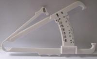 Hot!!! Free shipping 2013 NEW MEASURE CALPER-measurement tips for the fat /Body Fat Caliper (400pcs/lot) drop shipping