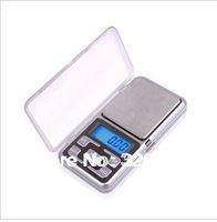 Wholesale  500g*0.1g Mini Digital Jewelry Weight Scale Electronic iPhone Pocket Most Popular Appearance Tea Scale Bathroom Scale