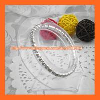 Free Shipping ! 1 Row Rhinestone Napkin Ring,Bracelate ,Rhinestone Buckle For Wedding Table Decoration