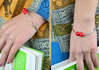 National trend accessories vintage miao silver jewelry Women tibetan silver bracelet sl021