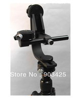 Panoramic photography tripod head  with max loading of 5 kg