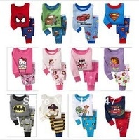 2013 new babys clothing cotton boys clothing girls clothing children's clothes baby sets(80cm-120cm)