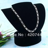5PCS Black Necklace Choker Display Bust Neck Stand Holder FASHION