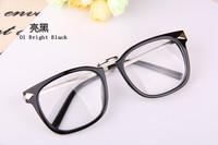 Free shipping! 2013 Most popular eyeglasses Men/Women big frame glasses Fashion Glasses