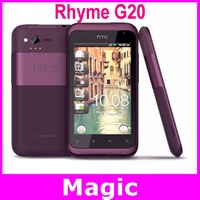 Original Unlocked HTC Rhyme S510b G20 Mobile Phone GPS Wi-Fi 5.0MP Camera 3.7 inch Touch Screen free shipping