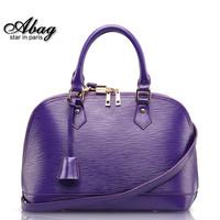 New arrival 2014 Abag Brand Fashion Women Handbag Genuine Leather Cowhide Women's Designer Handbag High Quality Messenger bag 69