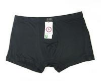 Hot Sale! 5XL 6XL Bamboo Fiber Men Underwear Sexy Shorts 5pcs/lot Free Shipping