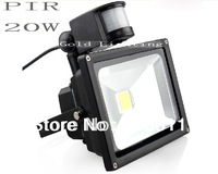 LED flood light PIR