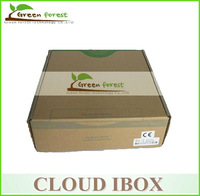 2 pcs/lot  by fedex fast arrive Satellite receiver Cloud ibox mini Vu Solo Satellite tv Receiver Cloud i box HD good decoder