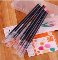 ball pen Pen akashiya watercolor pen water color multicolour calligraphy brush soft brush ink pen