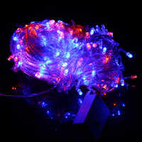 Free Shipping 30M 300 LED Decorative String Fairy Light Colorful Christmas 220V EU Plug Led Christmas Tree Lights