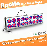 Free shippng 270*3W Apollo 18 LED grow light for Agriculture Greenhouse