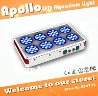 Apollo8 96*3W LED aquarium light for coral