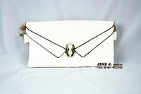 SALES! envelope Clutch Skull Tote Handbag Shoulder bag