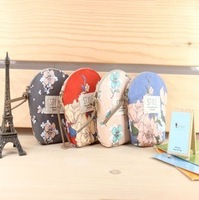 Selling zakka wind South Korea stationery mini Victoria zero coin purse with creative gift/ms zero wallet