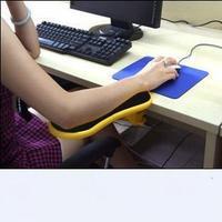 Rotating computer hand bracket desktop wrist length dash board mouse pad hand pillow wrist support pad