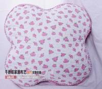 Little rose pillow hand rest cushion pillow core four leaf clover quilting pillow