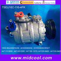High Quailty AUTO  AC COMPRESSOR FOR AUDI A4 A6  4B0260805G/M ; 8E0260805AB ; 8E0260805D/M/N/T