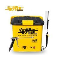 Free Dhl/Ups Electric car wash device portable high pressure 220v 12v household washing car machine car wash water gun 25L 60 w