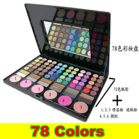[Retail-10001]Unprecedented Discount!Pro 180 Color Eyeshadow Eye Shadow Makeup Make Up Palette Kit + Free Shipping
