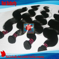 Free shipping Peruvian hair extensions,body Wave,cheap hair weaving 5 pcs lot,natural black mix length 12inch-30inch
