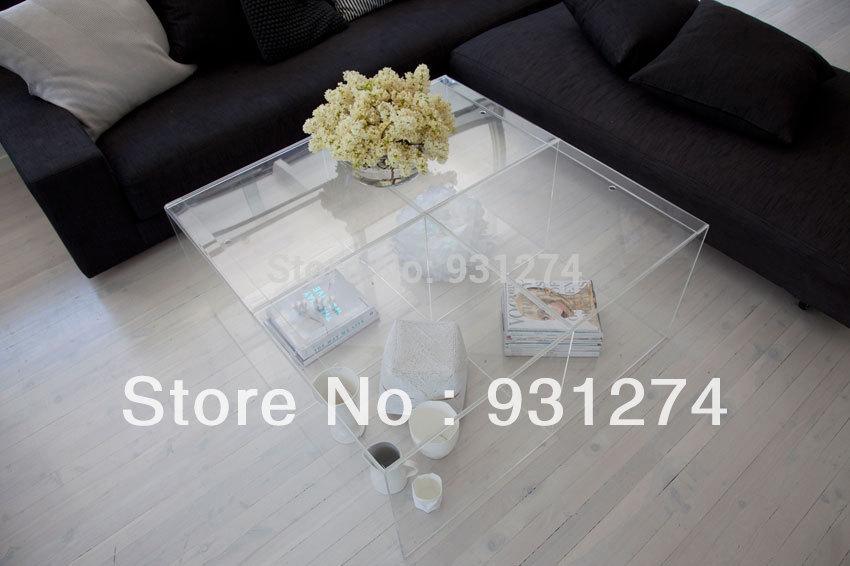 Online Kaufen Großhandel perspex acrylic furniture aus