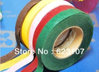 Wholesale  DIY Silk Flower Stalk Adhesive Tape,Wide 1.2cm,Length 30m/pcs,10pcs/lot,Free shipping!