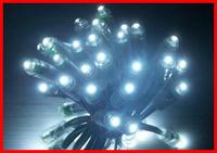Free Shipping 300pcs the perforator 9mm,LED Word Light,LED pixel Module,mini led lights,waterproof DC5V input 5 colors