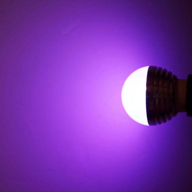 E27 3W 16 Color RGB LED Light Ball Bulb Remote Control 110V 220V Free Shipping(China (Mainland))