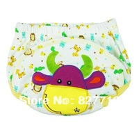 Free shipping!whole sale  7pcs /lot baby  carter's  diaper  baby nappy traning pants high quality