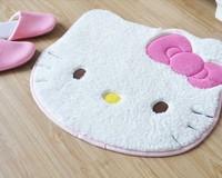 Hot Selling hello kitty carpet mats HELLO KITTY bedroom carpet  Free Shipping