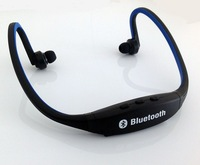 Rechargeable Sports Bluetooth Stereo Headset with Microphone for Cell Phone