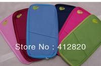 Free shipping 300pcs/lot  Fashion New Travel Passport Credit ID Card Cash Holder Organizer Wallet Purse Case Bag Travel Bag