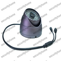 "Indoor/Outdoor HD 1/3"" SONY CCD 3.6mm 940nm security waterproof 48IR CCTV camera free shipping"