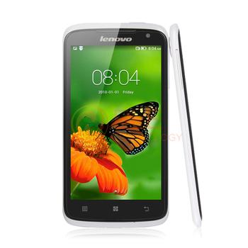 "original 4.7"" IPS Lenovo s820 MTK6589 quad core 1GB RAM 4GB ROM   13MP bluetooth GPS  android smart mobile phone"